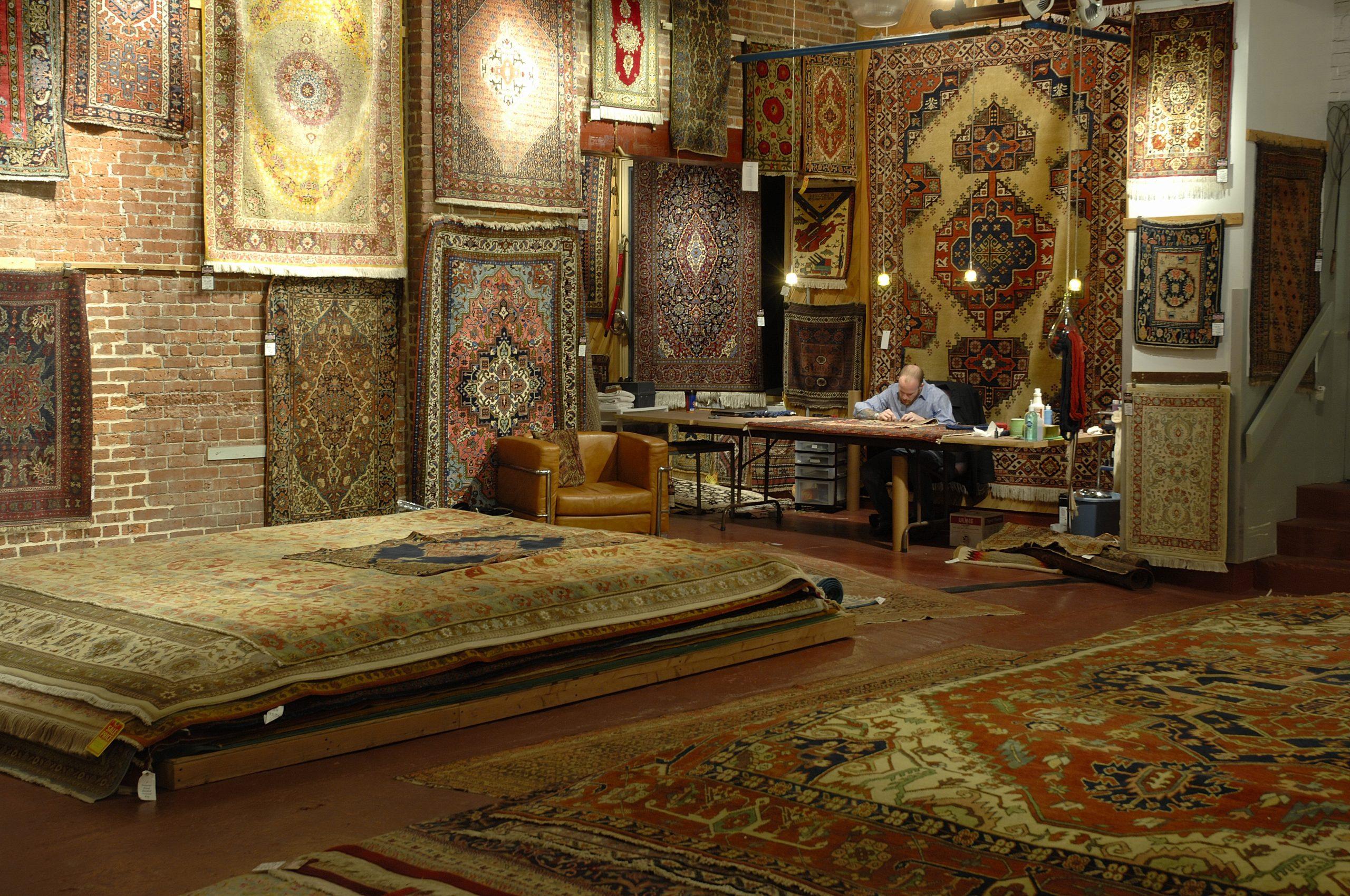 Ward's Oriental Rugs