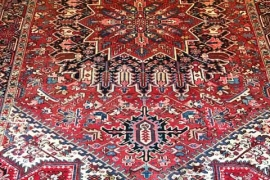 OV1004-8'11x13' pre-owned Persian Gorevan, $3,499